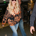 Khloe Kardashian flanked by 3 huge security guards as she steps out in LA (photos)