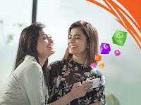 Banglalink 1 GB, 148 Minutes and 148 SMS at Tk. 148 Mixed bundle offer