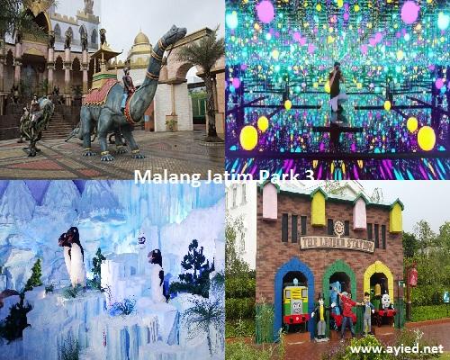 Tempat Wisata Malang Jatim Park 3