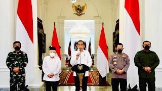 Presiden Sampaikan Dukacita Mendalam atas Gugurnya 53 Prajurit KRI Nanggala 402 dan Kabinda Papua