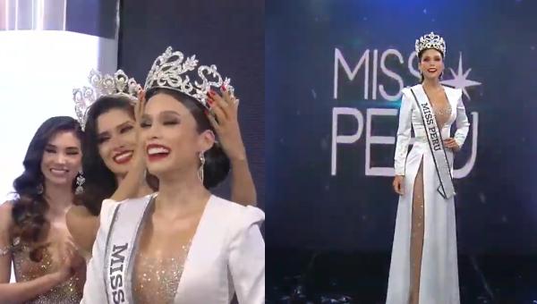 Janick Maceta es Miss Perú 2020
