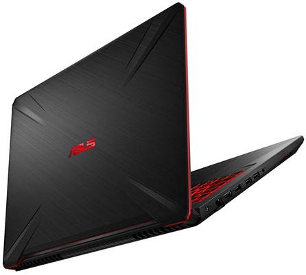 ASUS TUF Gaming FX705DY-AU017T: portátil gaming de 17.3'' con gráfica AMD Radeon RX 560X