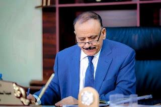 وزير النقل عبدالسلام حميد
