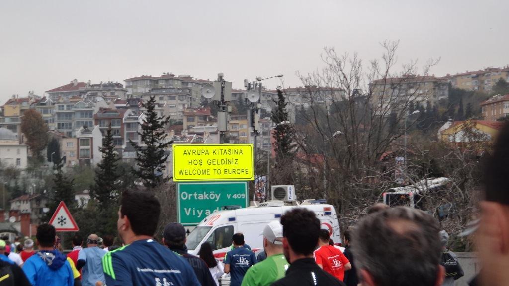 Como é a Maratona de Istambul
