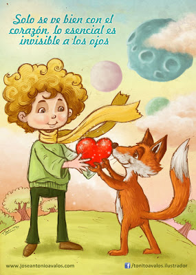 el principito, the little prince