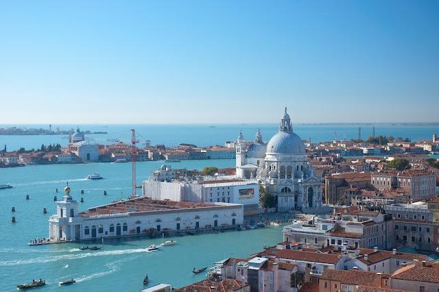 Wenecja, Włochy, podróże