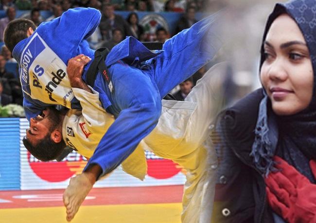 Kisah nyata Rina Nose dan atlit Judo Mesir