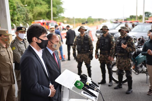 Operação Finados atua para evitar aglomerações e garantir segurança em Goiás