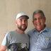 FABIANO CARLOS (GAZINHO), RECEBE A VISITA DE LEÃO EX-PREFEITO DE W.G EM SEU ANIVERSÁRIO!