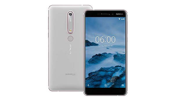 Turn GPS on your Nokia 6 Android 7.1 on or off