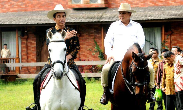 Alasan Qodari Yakin Jokowi-Prabowo Bakal Menang di 2024: Saya Sudah Studi di Inggris