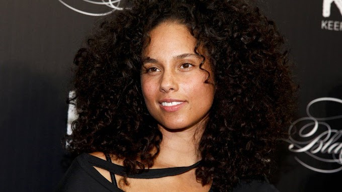 Alicia Keys says anyone who isn't a feminist is crazy in make-up free interview