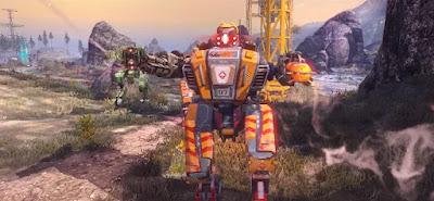 Titan Glory Screenshot