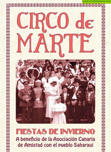 El Teatro Circo de Marte celebra este viernes las 'Fiestas de Invierno'