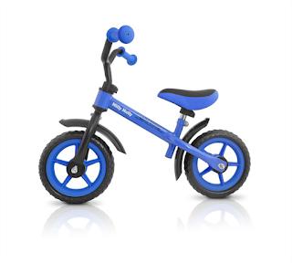 Jazda na rowerze na dwóch kółkach. W jakim wieku ?