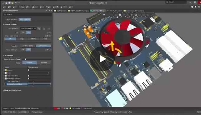 برنامج Altium Designer