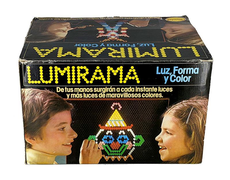 Lumirama Madel caja 1