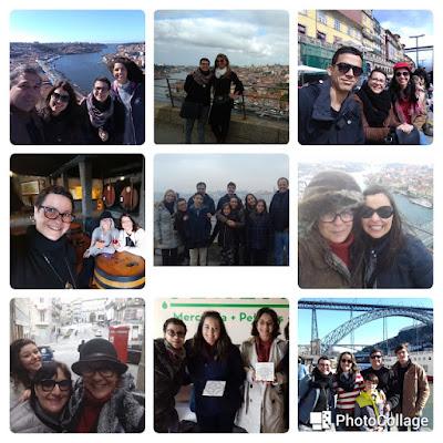Passeios no Porto com Guia Brasileira
