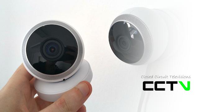 CCTV full form in English