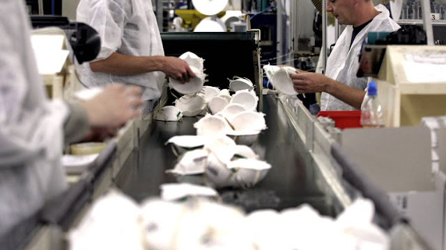 كورونا..سحب مئات الآلاف من أقنعة الفم الصينية من المستشفيات الهولندية لأنها غير صالحة