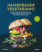 Livro Hambúrguer Vegetariano