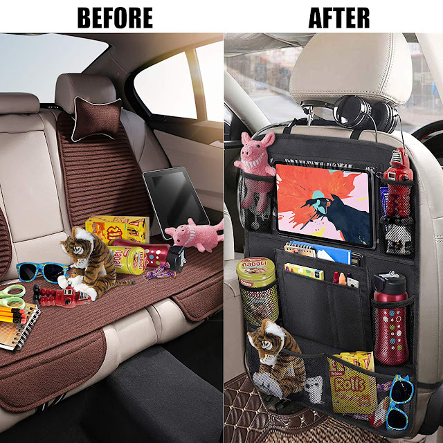 Car Backseat Organize