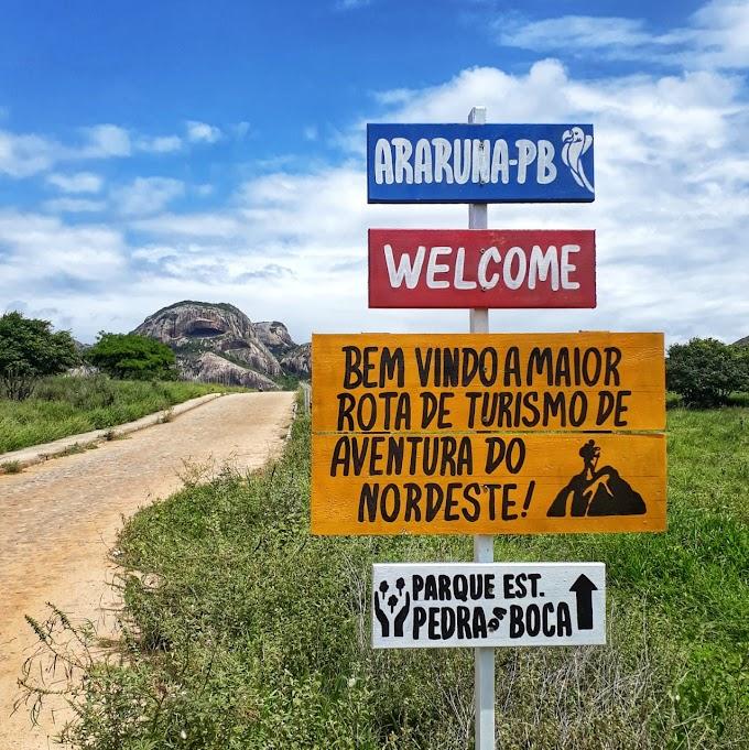 Prefeitura de Araruna conclui primeira etapa de sinalização turística