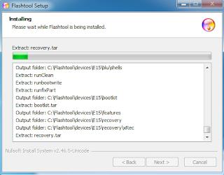 Install kembali flashtool-0.9.13.0