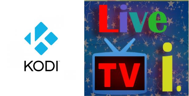 Live TV International Kodi Addon Vinh Repo - New Kodi Addons