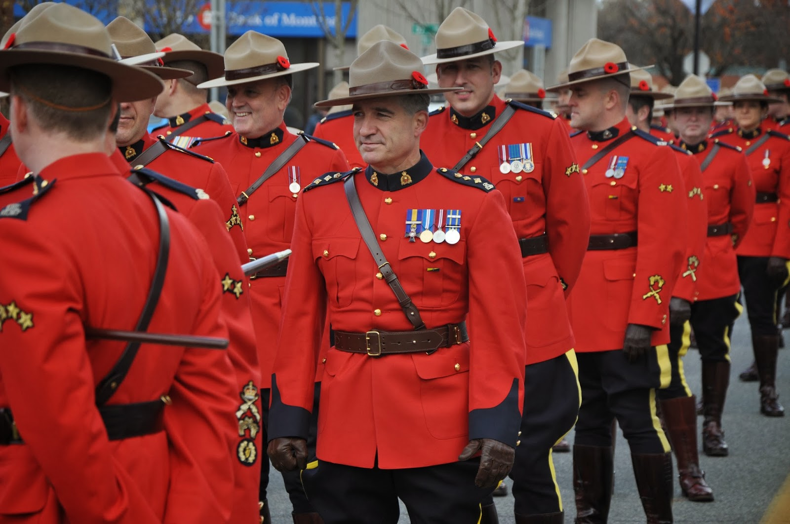 Orbis Catholicus Secundus Royal Canadian Mounted Police