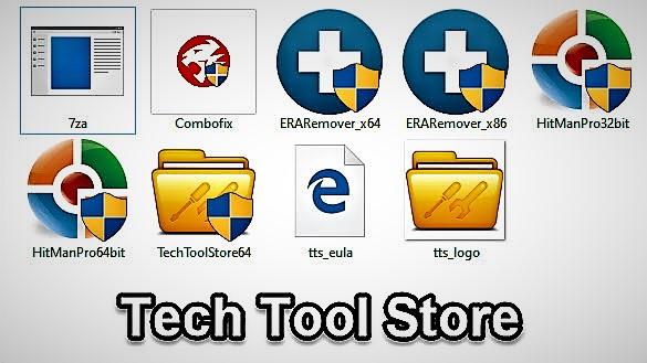 اداة Tech Tool Store اكثر من 500 برنامج في برنامج واحد