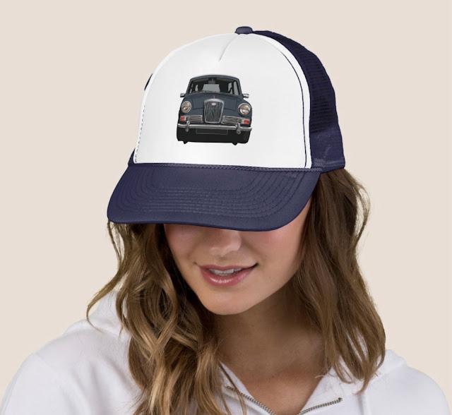 Classic Wolseley Hornet - Trucker hat