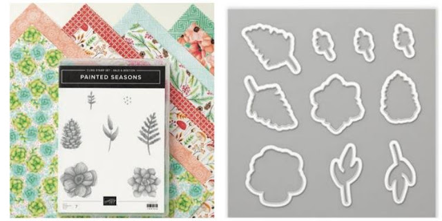 Four Seasons Framelits Dies Stampin Up