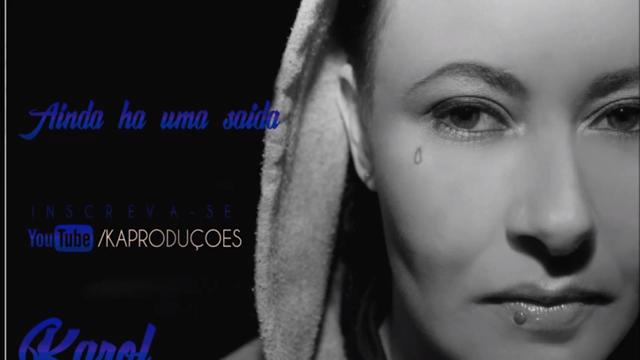 """KAROL (Ex-realidade cruel) lança o single """"Ainda há uma saída"""", primeiro em carreira solo"""
