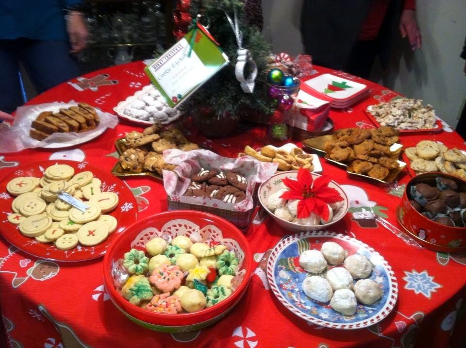 Tips on Hosting a Christmas Cookie Exchange