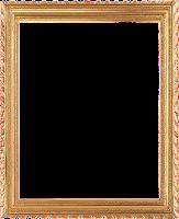 Moldura quadro tela png