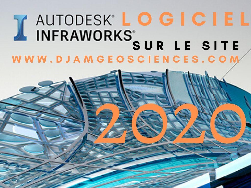 TÉLÉCHARGER LE LOGICIEL INFRAWORKS 2020 COMPLET+KEY GRATUIT
