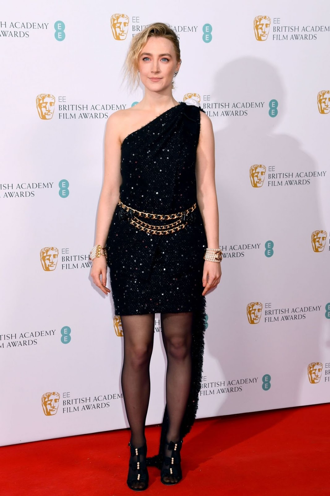Saoirse Ronan - EE British Academy Film Awards 2020 Nominees' Party in London