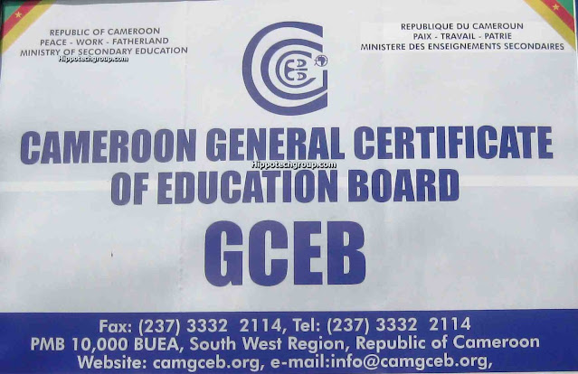 All Cameroon Technical GCE ITC Level Past Questions and Answers