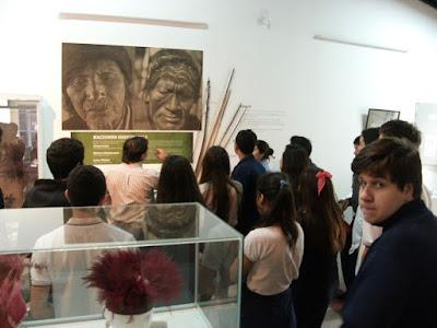 Ichoalay, Visitas, Escuelas, 2015