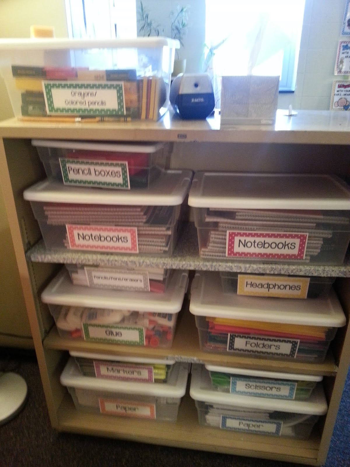 Hanselor The Counselor Getting Organized Part 1
