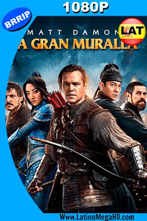La Gran Muralla (2016) Latino HD 1080P ()