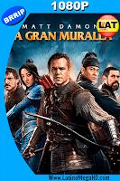 La Gran Muralla (2016) Latino HD 1080P - 2016