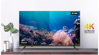 Haier K-series 4K smartTVs price in India