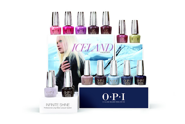 Nail Polish │ Opi Iceland Collection For Fall Winter 2017 Swatches And Review Polished Polyglot