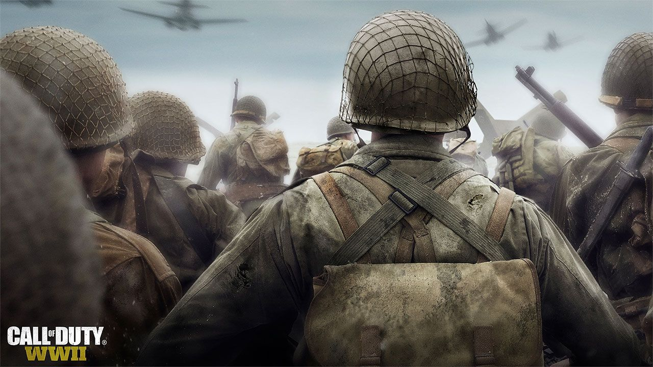 Unlimited cod call of duty wallpapers 4k full hd hd - Call of duty world war 2 background ...