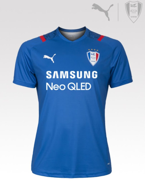 Suwon Bluewings 2021 Kits