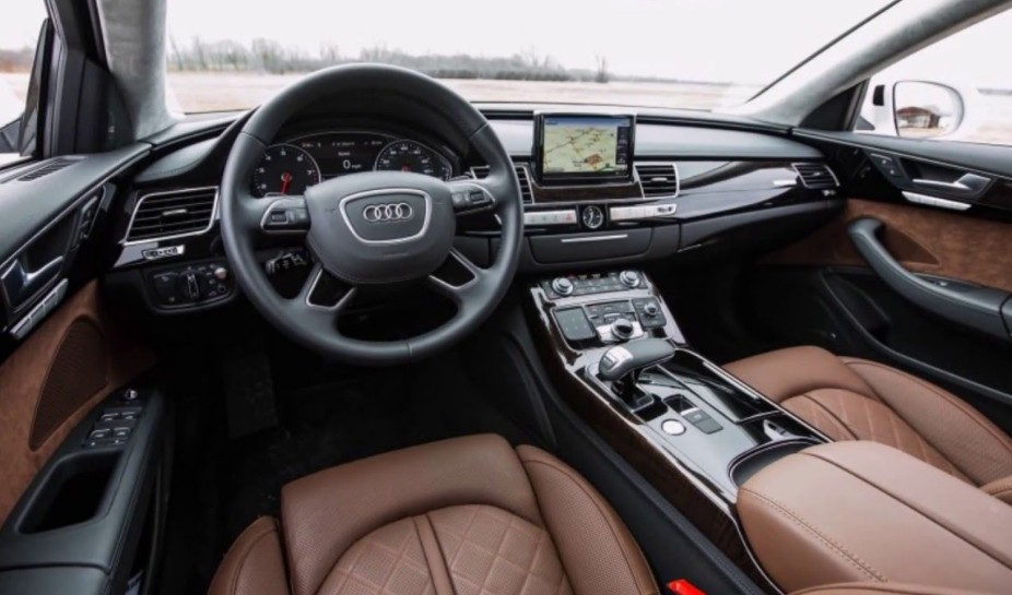 2018 audi a8 review cars reviews rumors and prices. Black Bedroom Furniture Sets. Home Design Ideas