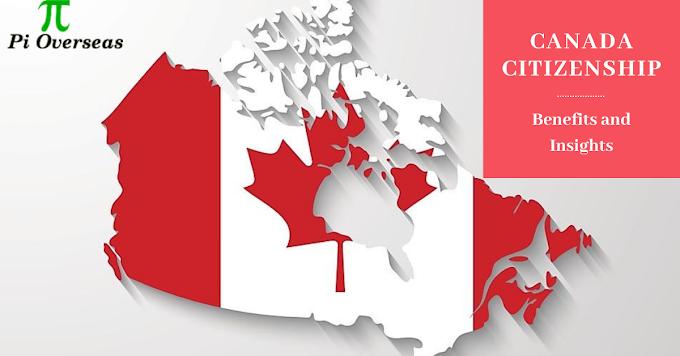Canada Citizenship Benefits