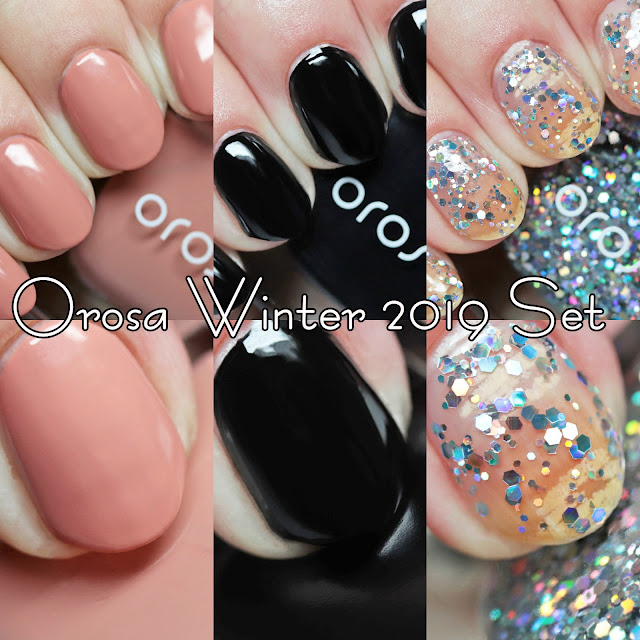 Orosa Beauty Winter 2019 Set